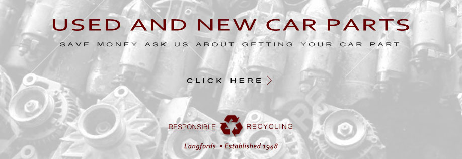 Used & recycled car parts