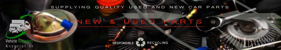 Used Car Parts At Langfords Car Spares